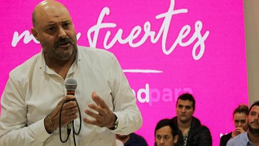 La nómina que presentó Gustavo Bustamante con Juntos Es Posible