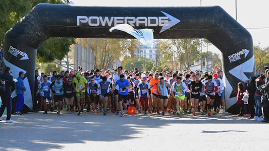 A correr por los Bomberos: Organizan la 4° maratón por el aniversario de la institución