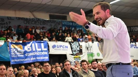 Quiénes son los candidatos que acompañan a Gill en Hacemos por Villa María