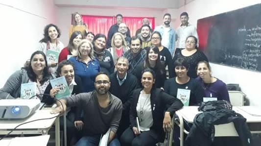 Bellvillenses participaron del Congreso sobre Vecinalismo en Villa Nueva