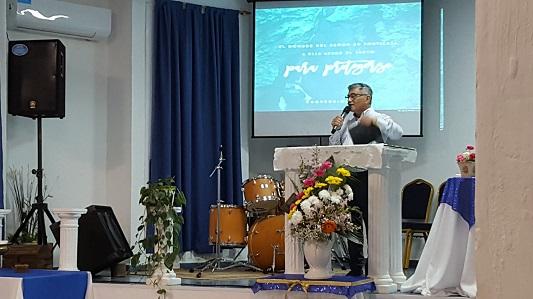 Detienen a pastor evangélico de Las Perdices denunciado por abusos sexuales