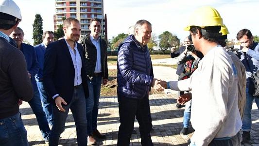 Vuelve Schiaretti en otro respaldo a Gill a 4 días de las elecciones