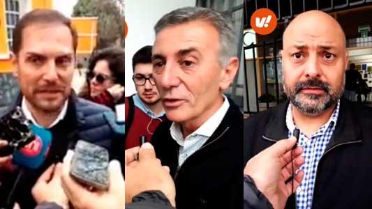 Elecciones Villa María: Votaron por la mañana los principales candidatos