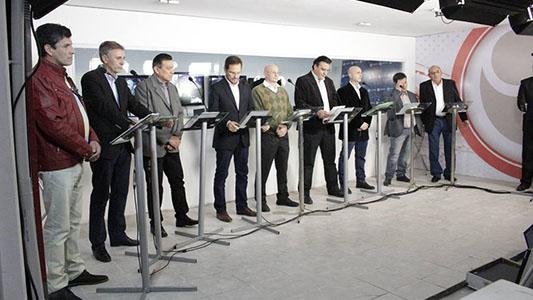 Debate de candidatos a intendente será transmisión de Villa María VIVO!