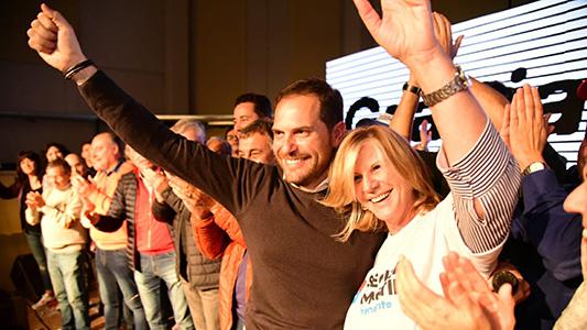 Elecciones Villa María: Gill logra reelección con más del 54% de votos