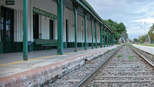 """La """"hija del riel"""" ya tiene museo: Los ferroviarios y la tecnología cuentan la historia"""