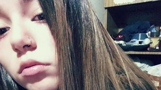Buscan a una adolescente que falta de su hogar en Las Varillas