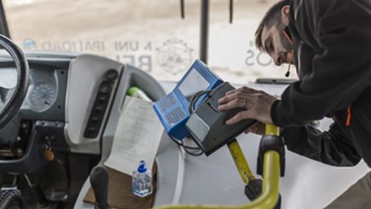 Bell Ville: El transporte urbano se pagará con tarjeta magnética