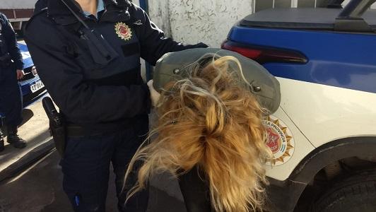 Violento ataque: la cortaron en el cuello para intentar asaltarla