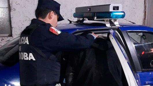 Andaba armado por barrio Ameghino: tiene 18 años y está acusado de portación ilegal
