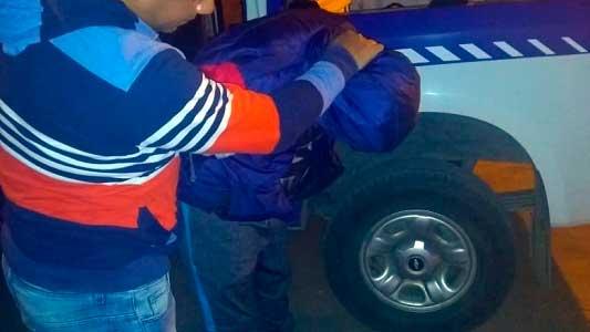 Violentos y armados: 2 detenidos y 4 allanamientos por amenazas y discusiones