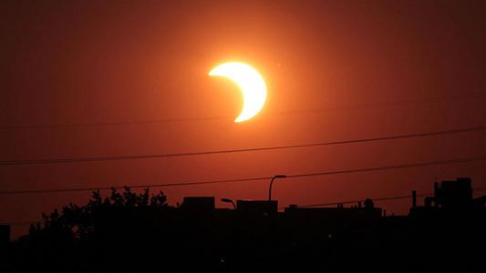 El pueblo privilegiado para apreciar el eclipse: Se verá al 100%