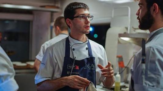 De Villa María a Rio de Janeiro: Es cocinero y está en uno de los mejores restaurantes del mundo