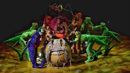 Cirque Du Soleil en Córdoba: Funciones y entradas del show que se presenta este finde