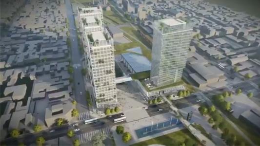 Plaza Ocampo: Cómo es lo que quieren construir en la histórica esquina