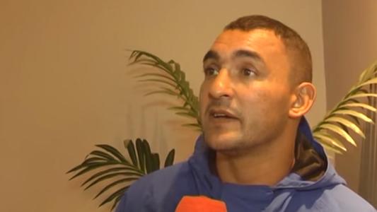 Rocky Gimenez tras las rejas: Se fugó de un control y forcejeó con policías