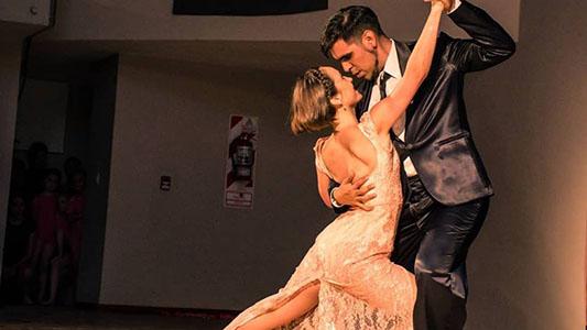 Talento local: Bailarines participarán por primera vez del Mundial de Tango