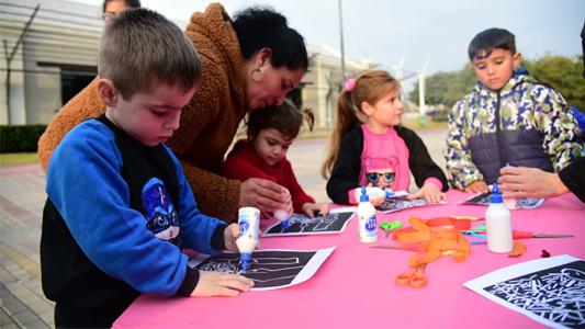 Talleres, teatro y cine: Cuáles son las actividades para niños durante el finde