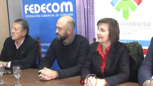 El Centro Comercial de Villa Nueva tiene nueva Presidente y busca sumar socios