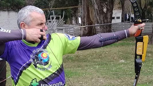 A la final nacional de tiro con arco: 3 villamarienses se la juegan este finde