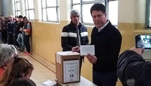 Carlos Briner obtendría casi 70% de votos para su reelección en Bell Ville