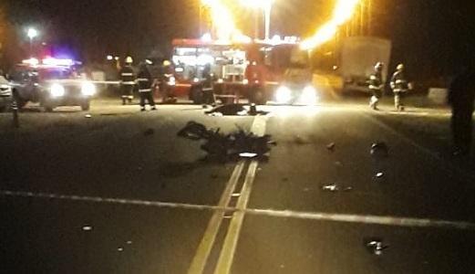 Identificaron un tercer camión y otra moto en el accidente fatal de Alicia