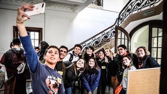 Adolescentes de Villa María debaten lo que le importa a los chicos cordobeses