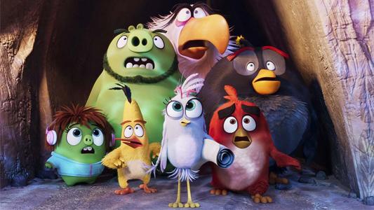 Angry Birds 2 y La Odisea de los Giles llegaron al cine: Cómo queda la cartelera
