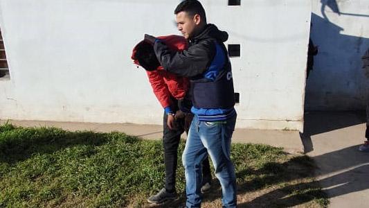 Violación en Los Olmos: La identidad del acusado y sus antecedentes penales