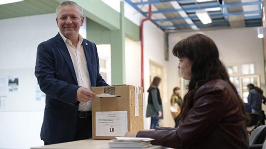 Elecciones en la UNVM: Destacan el alto porcentaje de votantes