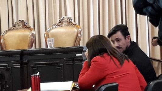 "Heredia acusó a 3 policías por el femicidio de Celeste: ""Me obligaron a hacerme cargo"""