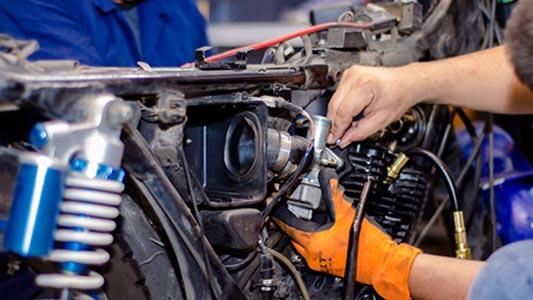 Con salida laboral: Dictan taller de mecánica de motos en Villa Nueva
