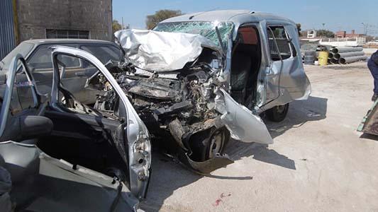 Falleció otra de las personas involucradas en el accidente cerca de Las Varillas
