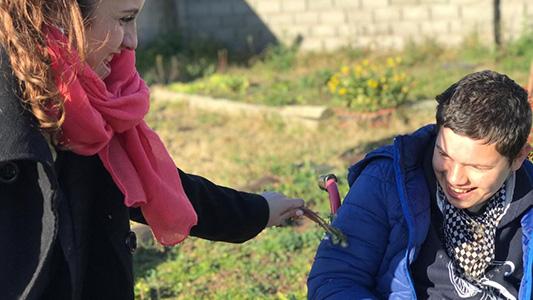 """Ser maestra de personas con discapacidad: """"Lo nuestro es despertar sonrisas y autonomía"""""""