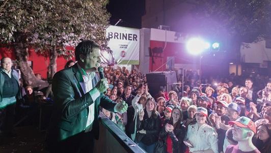 Bell Ville: Junta Electoral confirmó la apabullante victoria de Briner