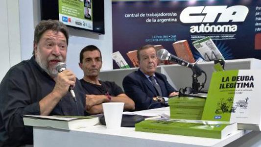 ¿Cómo nos afecta la deuda externa argentina? Ex diputado presenta libro y critica al poder