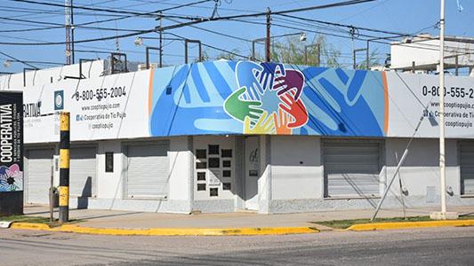 Cooperativa de Tío Pujio celebra 63 años de servicio