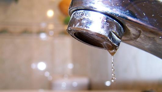 Cortan el agua durante 4 horas en una parte del centro