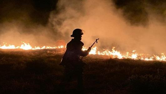 Máximo cuidado durante 3 días por riesgo extremo de incendios