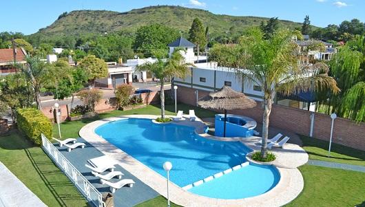 Hotel Portal de la Villa invita al placer del descanso en las sierras de Córdoba