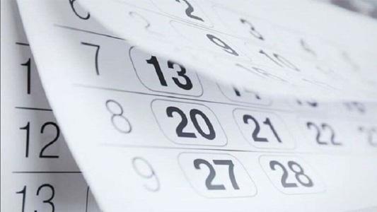 Ya están los feriados del 2020: ¿Cuántos son?