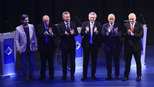 A quién le fue mejor en el segundo debate: votaron lectores de Villa María VIVO