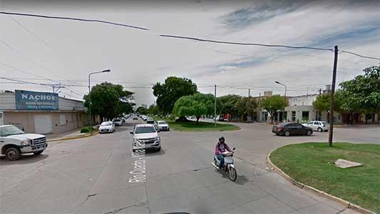 Bellvillense chocó en Villa María estando ebrio y fue detenido