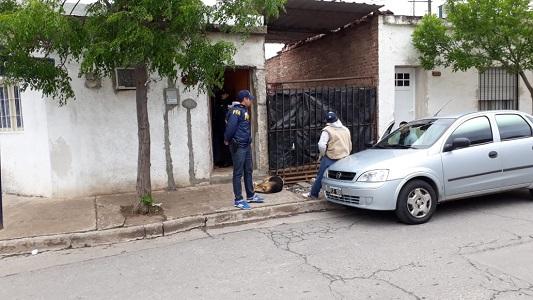 La Federal allana domicilios en la ciudad, Villa Nueva y Bell Ville