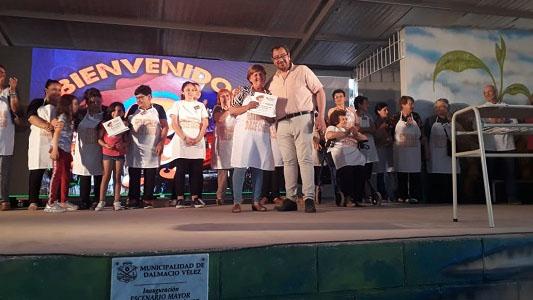 Así fue la segunda edición de la Fiesta del Dulce Casero en Dalmacio Vélez