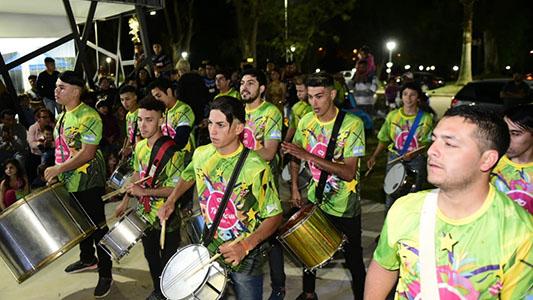 Calientan motores: Barrios de Villa Nueva adelantaron cómo se verán en los Carnavales 2020