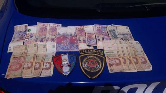 Asalto en un comercio: Entraron con un arma y se llevaron dinero en efectivo