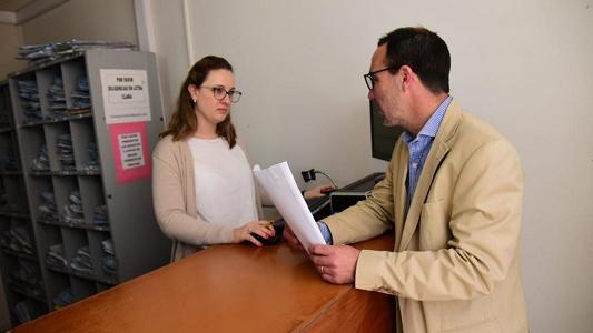 Municipio entrega documentación en la Justicia sobre la compra de tierras a Souto