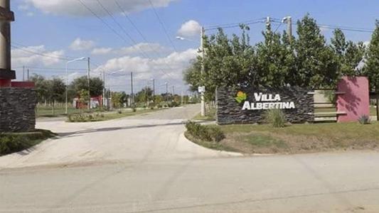 Vecinos preocupados robos en Villa Albertina: dicen que sufren uno cada 10 días