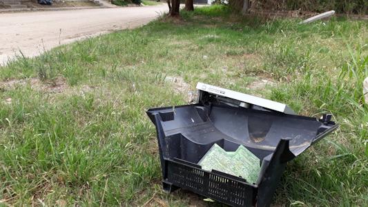 Tiran basura en espacios públicos: Quejas de vecinos por situaciones que se repiten